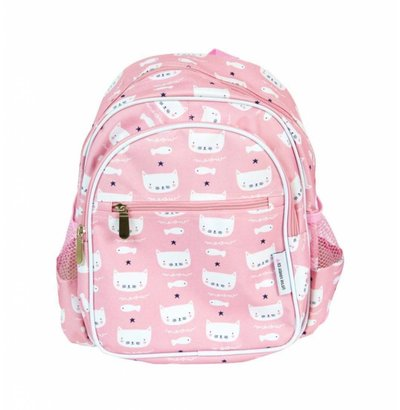 Children's rucksacks and children's suitcases