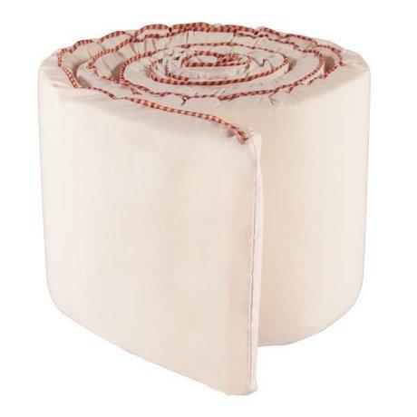 OYOY Bed bumper Haikan pink 350x30x3cm