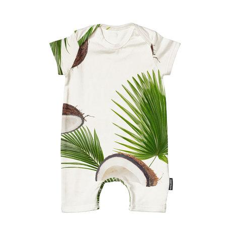 Snurk Beddengoed Romper Coconuts katoen maat 68