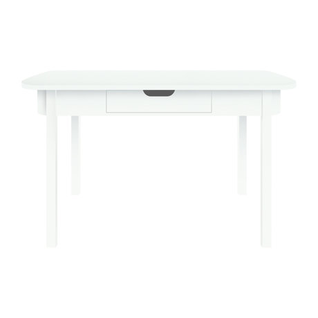 Sebra Desk Desk white wood 100x60x73.5cm