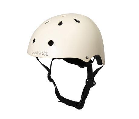 Banwood Bicycle helmet child cream 24x21x17.5 cm