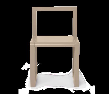 Ferm Living High chair Little Architect Cashmere wood 32x30x51cm