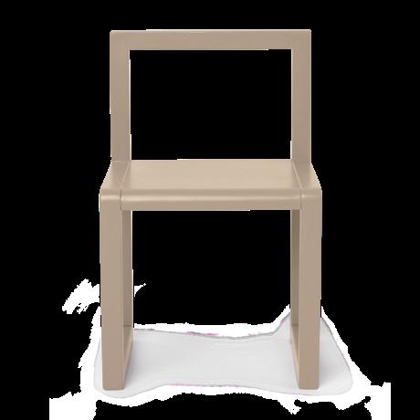 Ferm Living Kinderstoel Little Architect Cashmere hout 32x30x51cm
