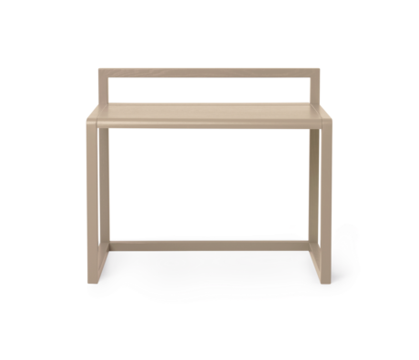 Ferm Living Kinderbureau Little Architect Cashmere hout 70x45x60cm