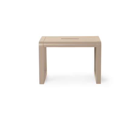 Ferm Living Children's stool Little Architect Cashmere wood 33x23x23cm