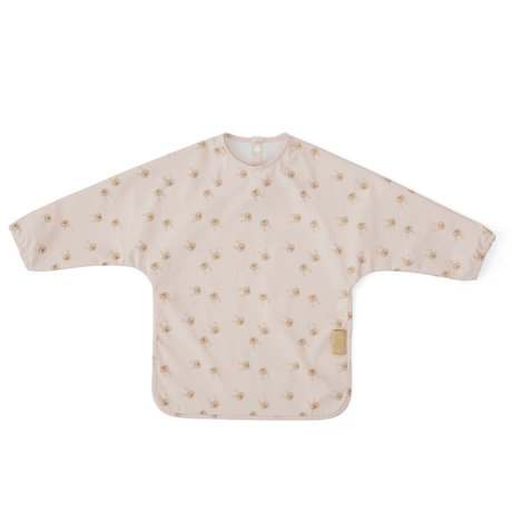 OYOY Kids apron Rabbit pink polyester 32.5x45cm