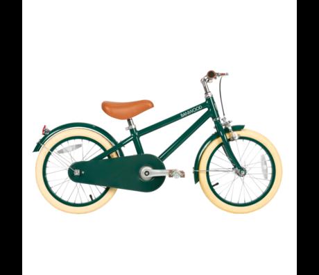 Banwood Kinderfiets Classic groen 99,5x23,5x56cm