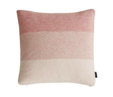 OYOY Children's Pillow PEARL coral white cotton 50x50cm