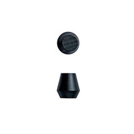 OYOY Parentheses Saki set of two black wood 2,3x2,5cm