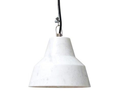 HK-living Kids Lamp marble 18x18x14cm