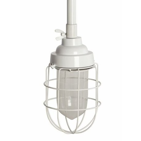 Housedoctor Kids Lamp Casa white bar height adjustment