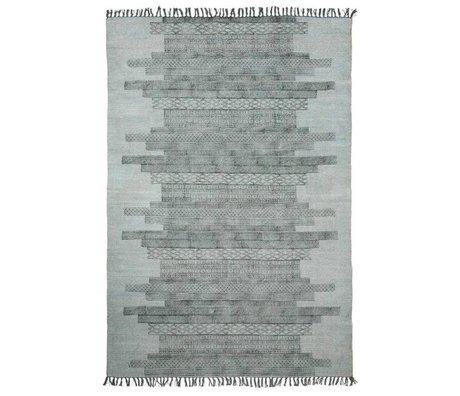 Housedoctor Kids Rug Karma gray cotton 160x230cm