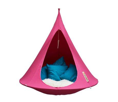 Cacoon Children Hangstoel tent Single 1 single fuchsia pink 150x150cm