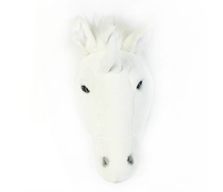 Wild & Soft Animal unicorn Claire white 37x18x35