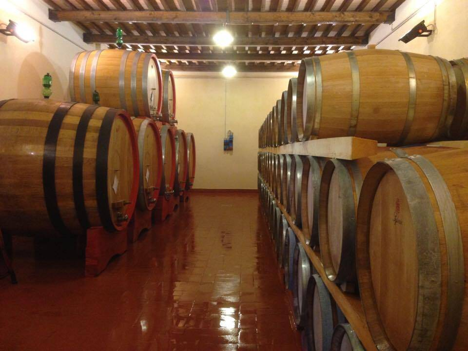 La Ciarliana La Ciarliana Vino Nobile di Montepulciano 2001, 2003, 2007,  2010 & 2015