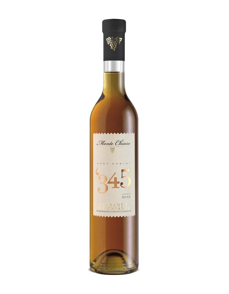 Montechiaro Montechiaro '345 Vin Santo 2012