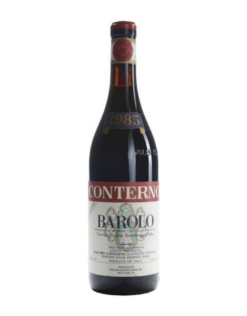 Giacomo Conterno Barolo Giacomo Conterno Cascina Francia 1985