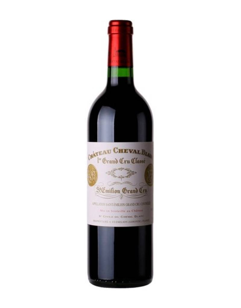 Château Cheval Blanc Château Cheval Blanc St. Emilion Premier Grand Cru Classé 2008