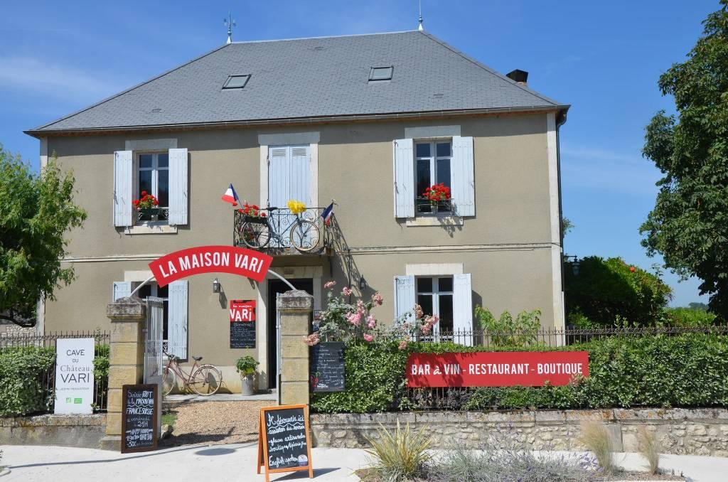 Château Vari Château Vari Monbazillac Réserve du Chateau 2001, 2005 & 2013