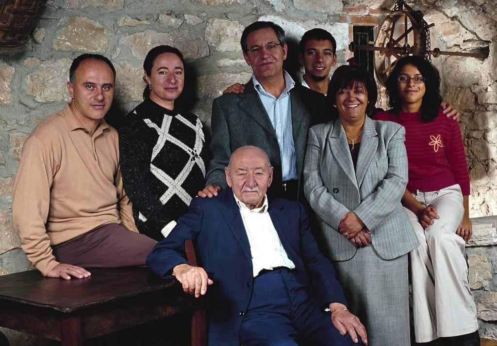 """I Capitani Special Collection I Capitani """"Taurasi"""" D.O.C.G. Bosco Faiano 2001, 2003 & 2006"""