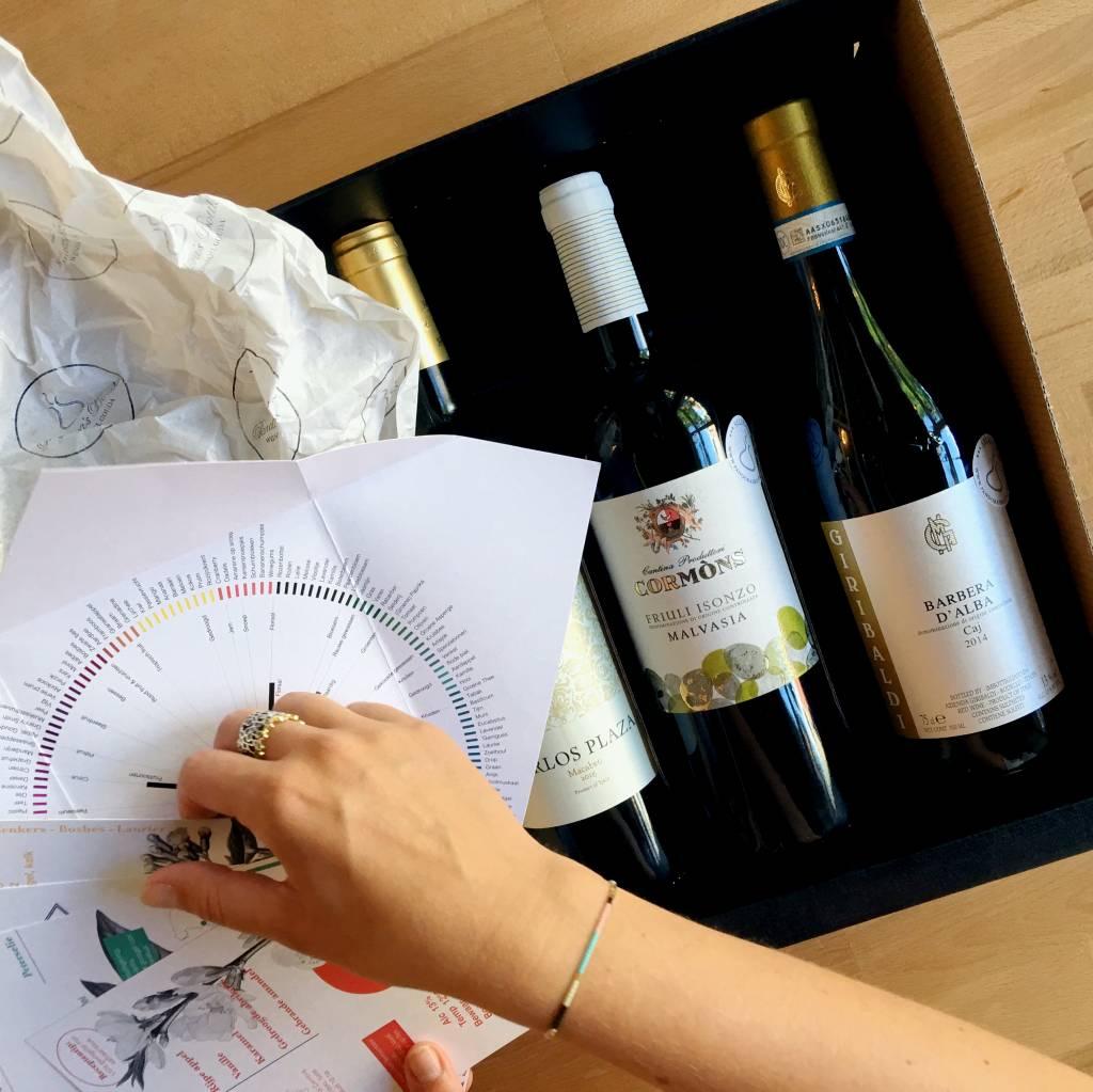 De Genieter Wijnbox