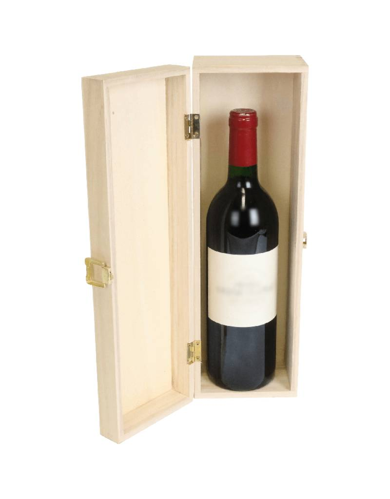1-vaks houten kist magnum