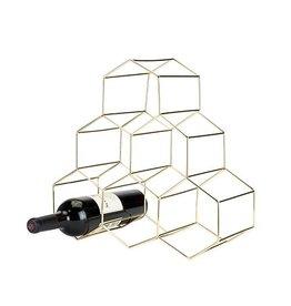 Viski Belmont™ Geo Wine Rack by Viski