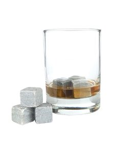 Viski Glacier Rocks® Soapstone Cubes (Set of 6) by Viski