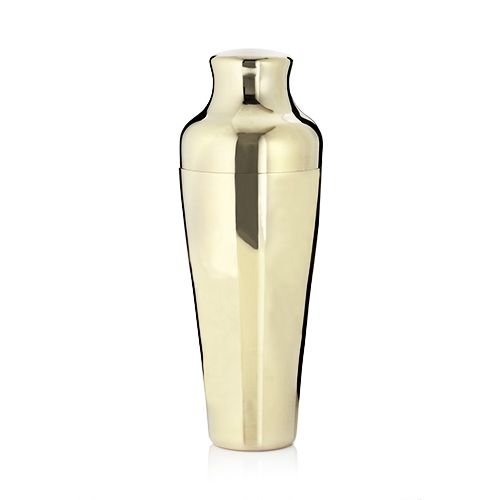 Viski Belmont™ Gold Cocktail Shaker by Viski