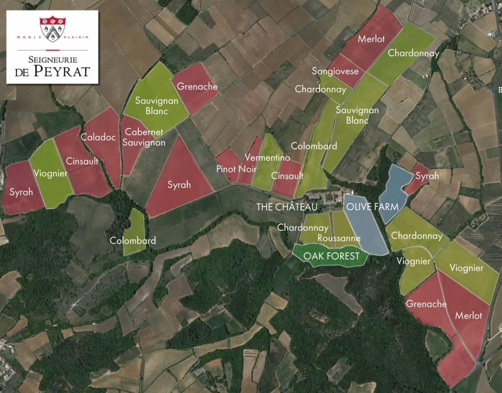 Seigneurie de Peyrat Seigneurie de Peyrat Chardonnay 2017
