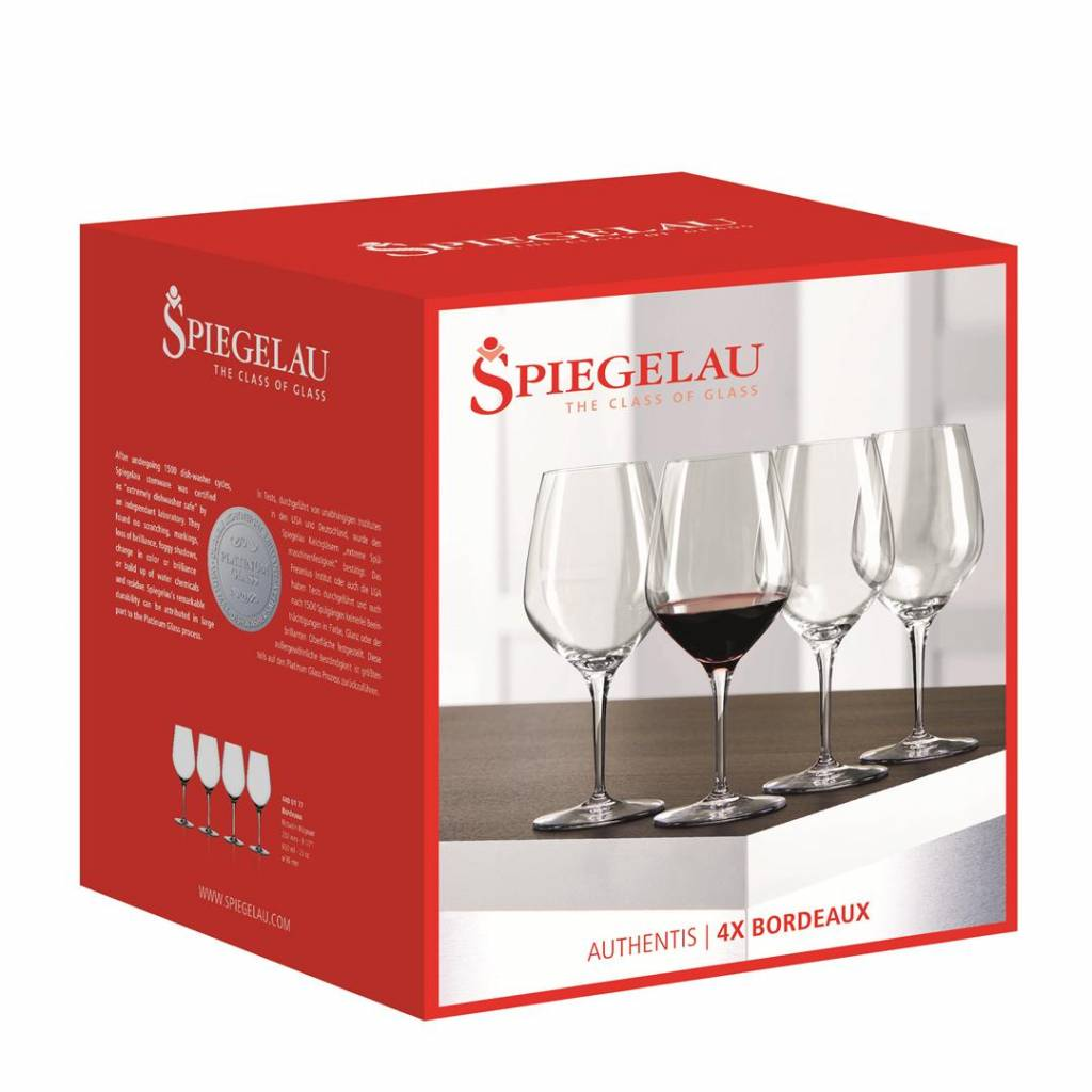 Spiegelau Spiegelau Authentis Bordeaux 65 cl Wijnglas