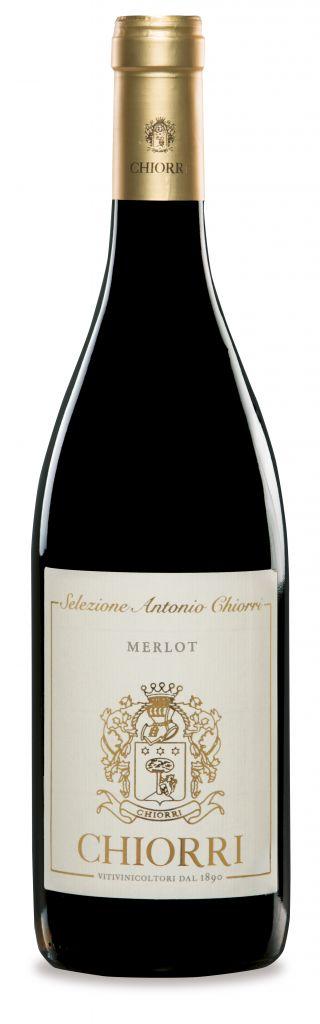 Chiorri Selezione Antonio Chiorri Merlot IGT Umbria 2012