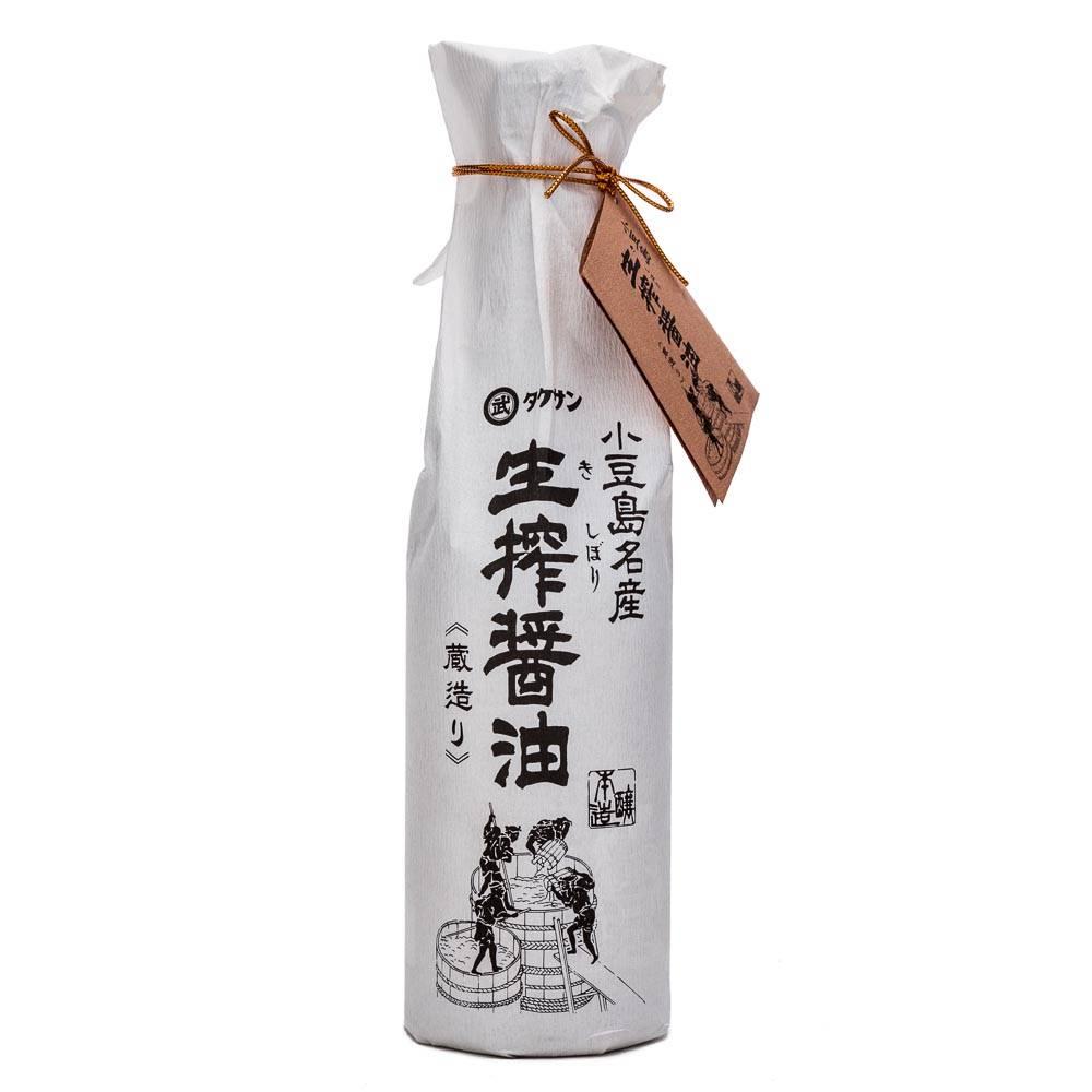 Takesan Company Kishibori Sojasaus (1e persing)
