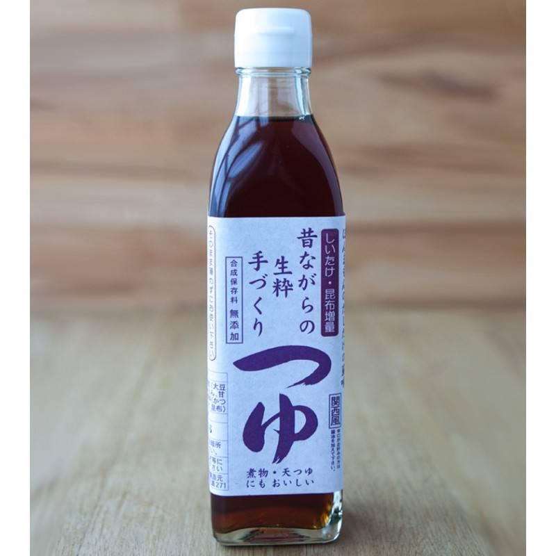 Marusho Tezukuri Tsuyu (Handgemaakte Sojasaus)