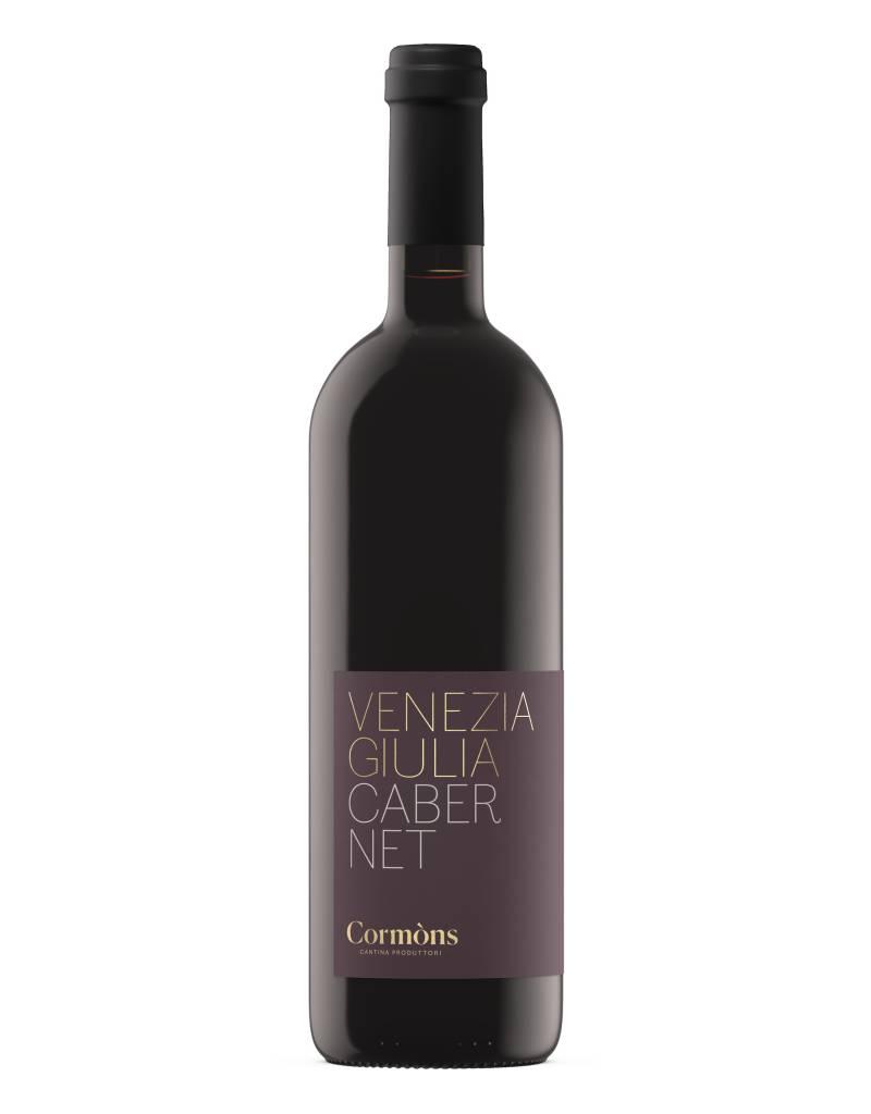 Cormòns Cantina Produttori Cormòns Cabernet Franc IGT Venezia Giulia 2016 & 2017