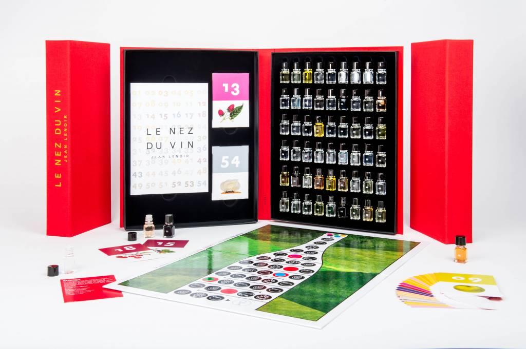 Le Nez du Vin Le Nez du Vin The Game - Bordspel