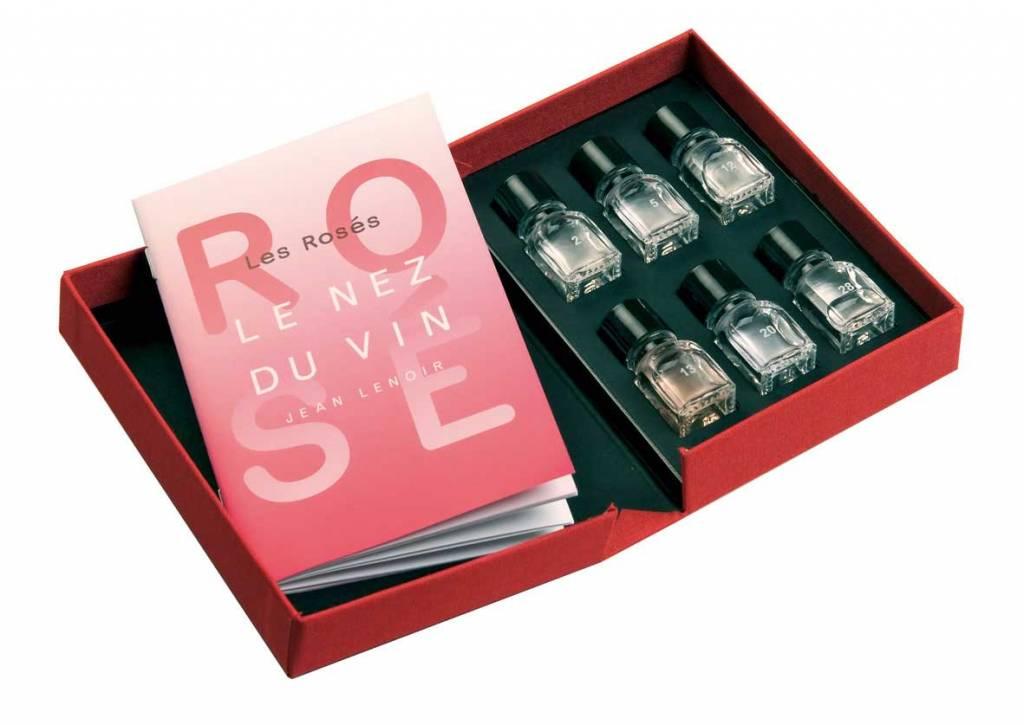 Le Nez du Vin Le Nez du Vin 6 Les Rosés