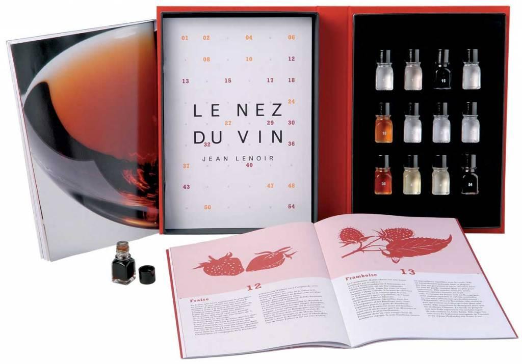 Le Nez du Vin Le Nez du Vin 12 Red Wines