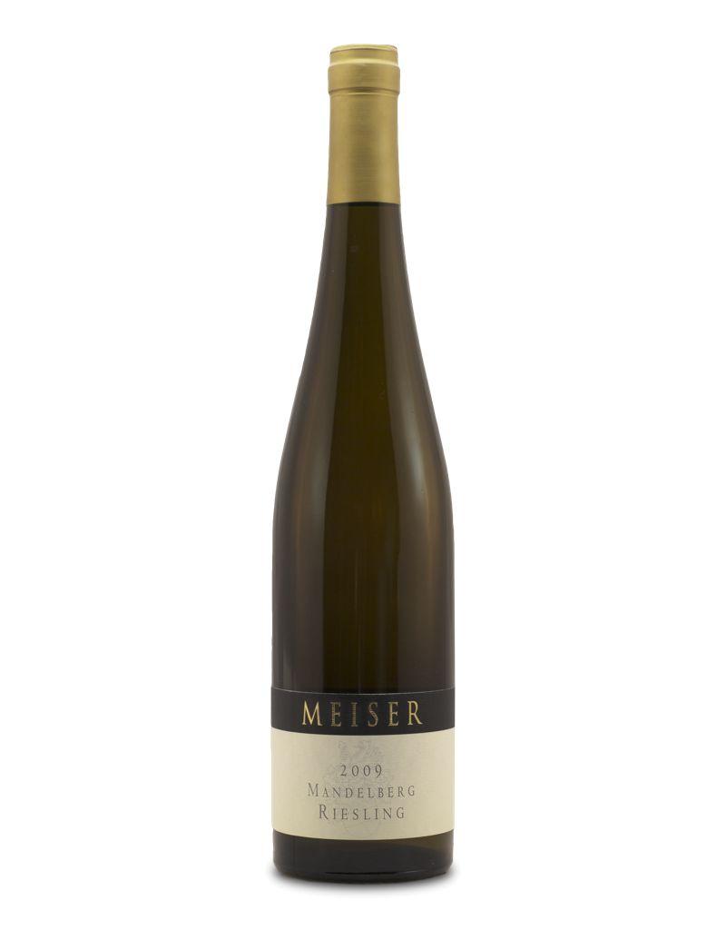 Weingut Meiser Meiser Mandelberg Riesling Spätlese 2009 & 2015