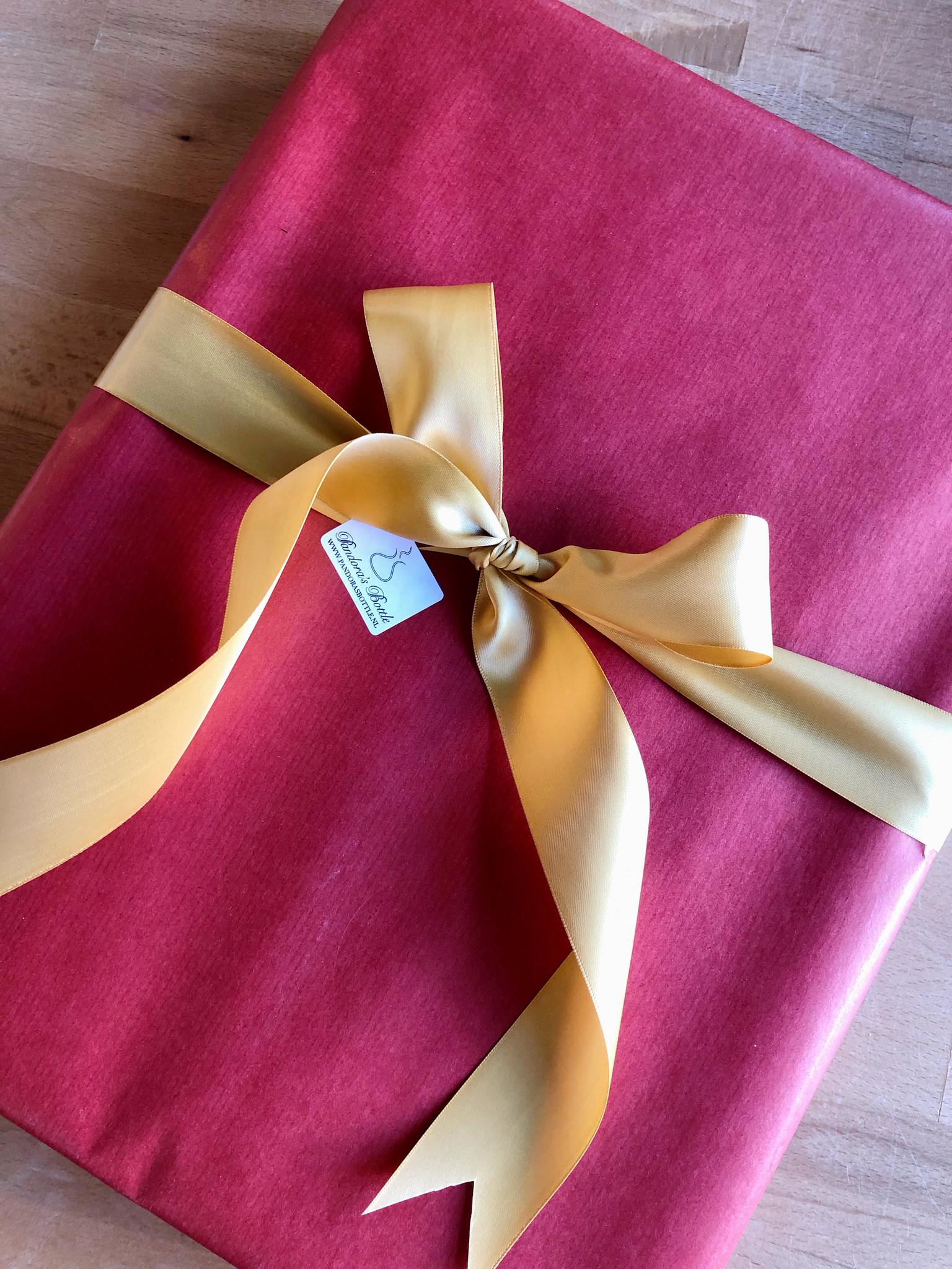Verpakking Cadeauverpakking