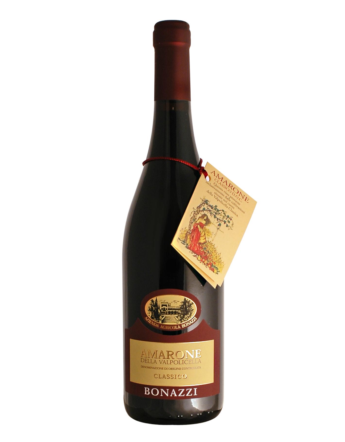 Bonazzi Bonazzi Amarone della Valpolicella Classico 2014