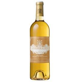 La Chartreuse de Coutet La Chartreuse de Coutet Sauternes 2015 (375ml)