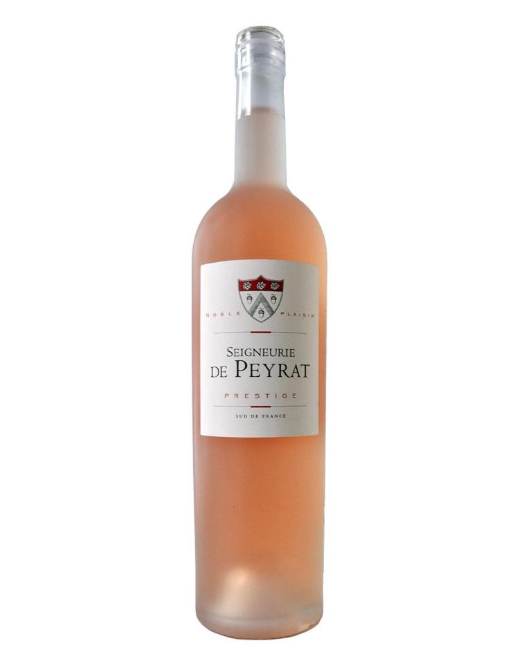 Seigneurie de Peyrat Seigneurie de Peyrat Rosé Prestige 2018