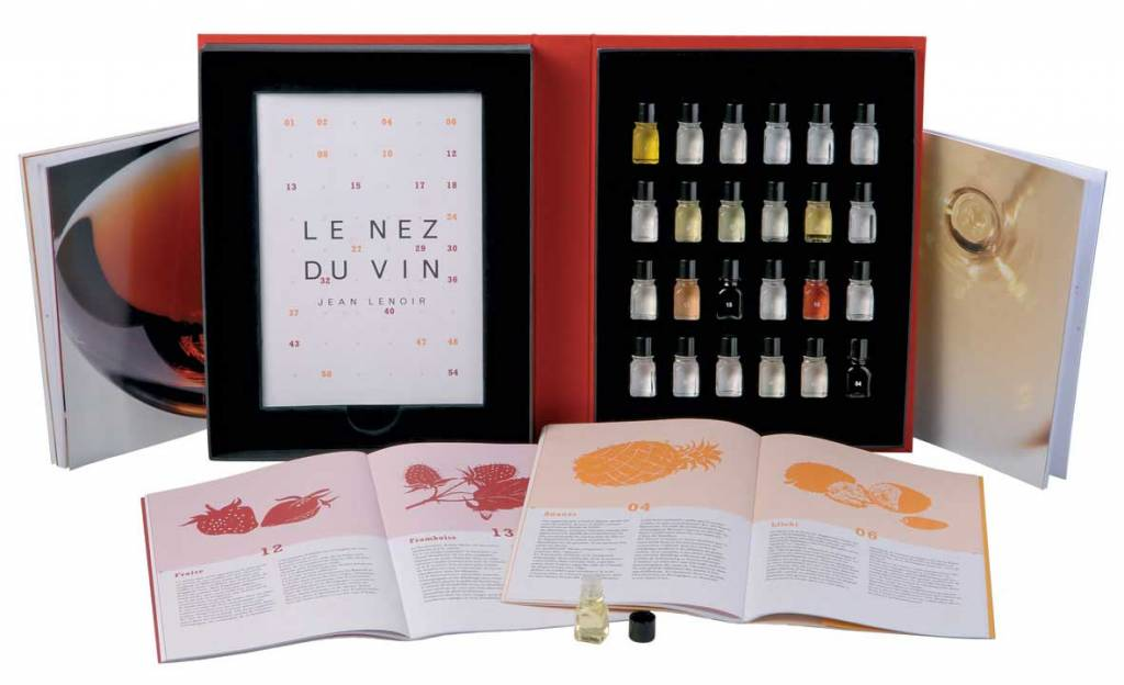 Le Nez du Vin Le Nez du Vin 24 Duo Red & White wine