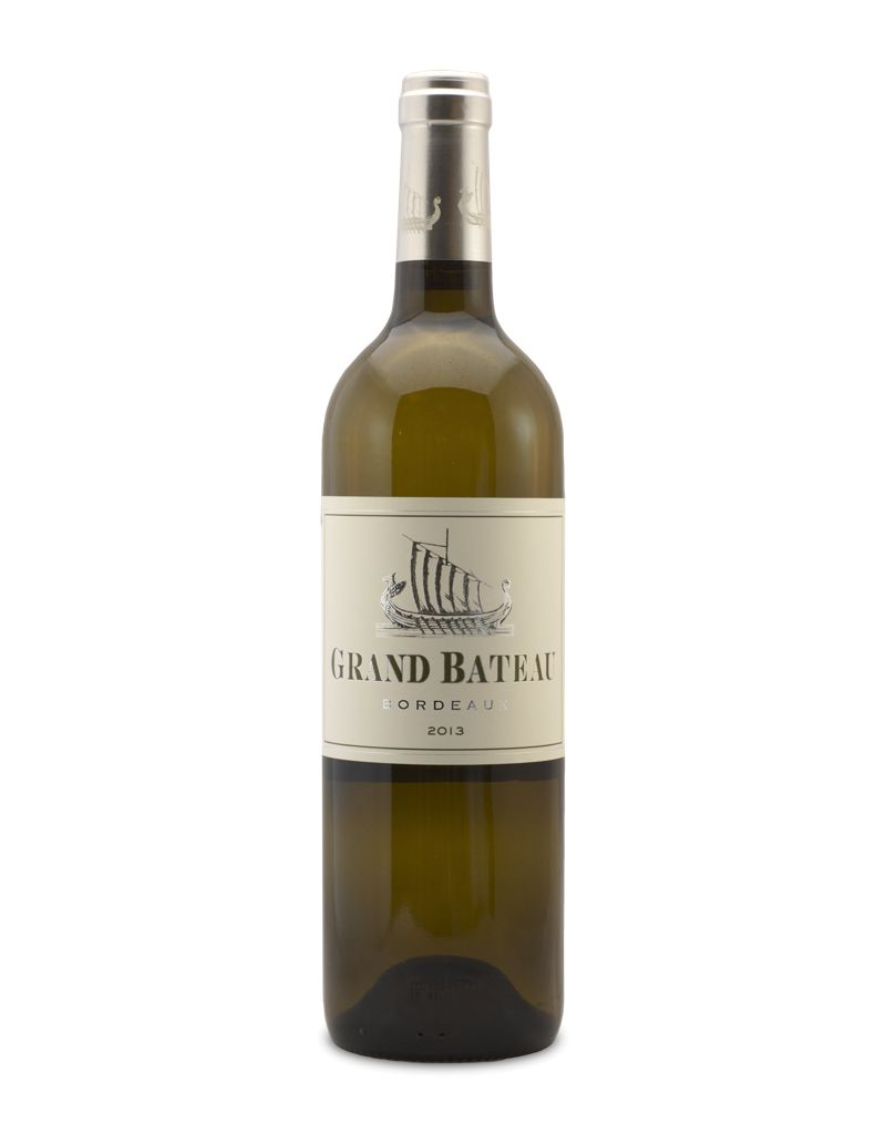 Grand Bateau Grand Bateau Bordeaux Blanc 2019
