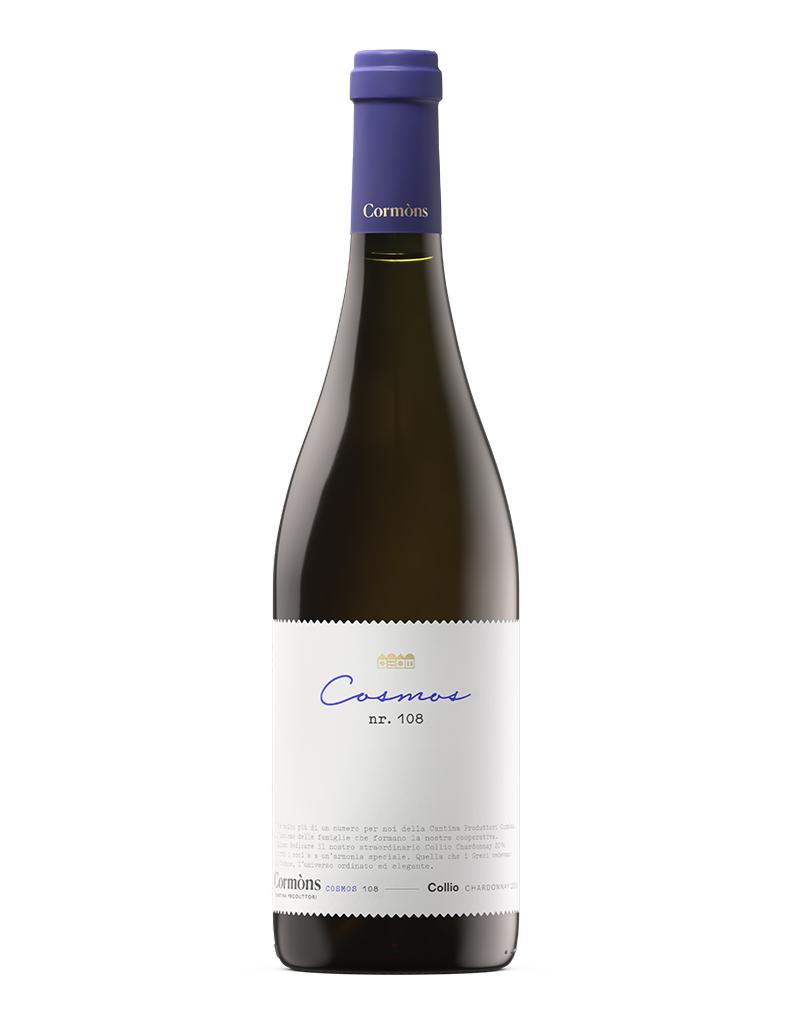 "Cormòns Cantina Cormòns ""Cosmos n. 108"" Chardonnay 2016"