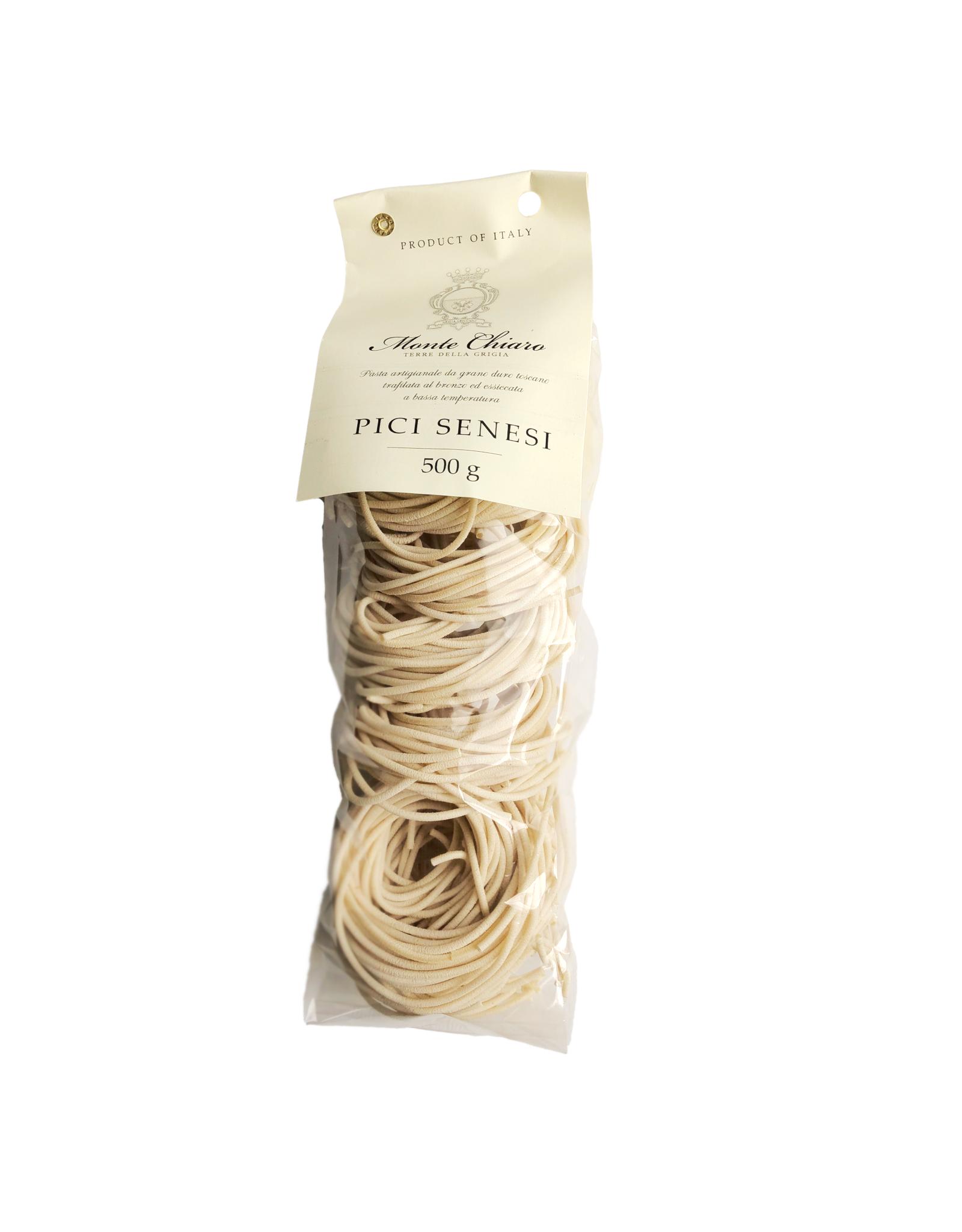 Montechiaro Montechiaro Pasta Pici Senesi 500g