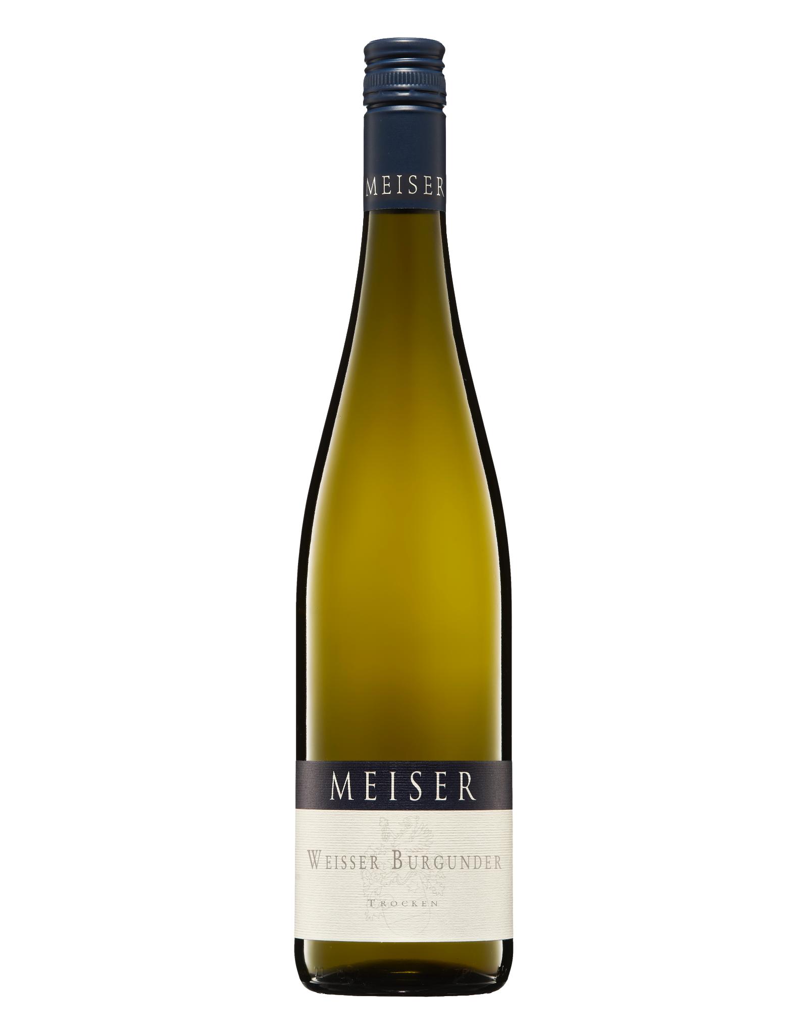 Weingut Meiser Meiser Weisser Burgunder Trocken 2019