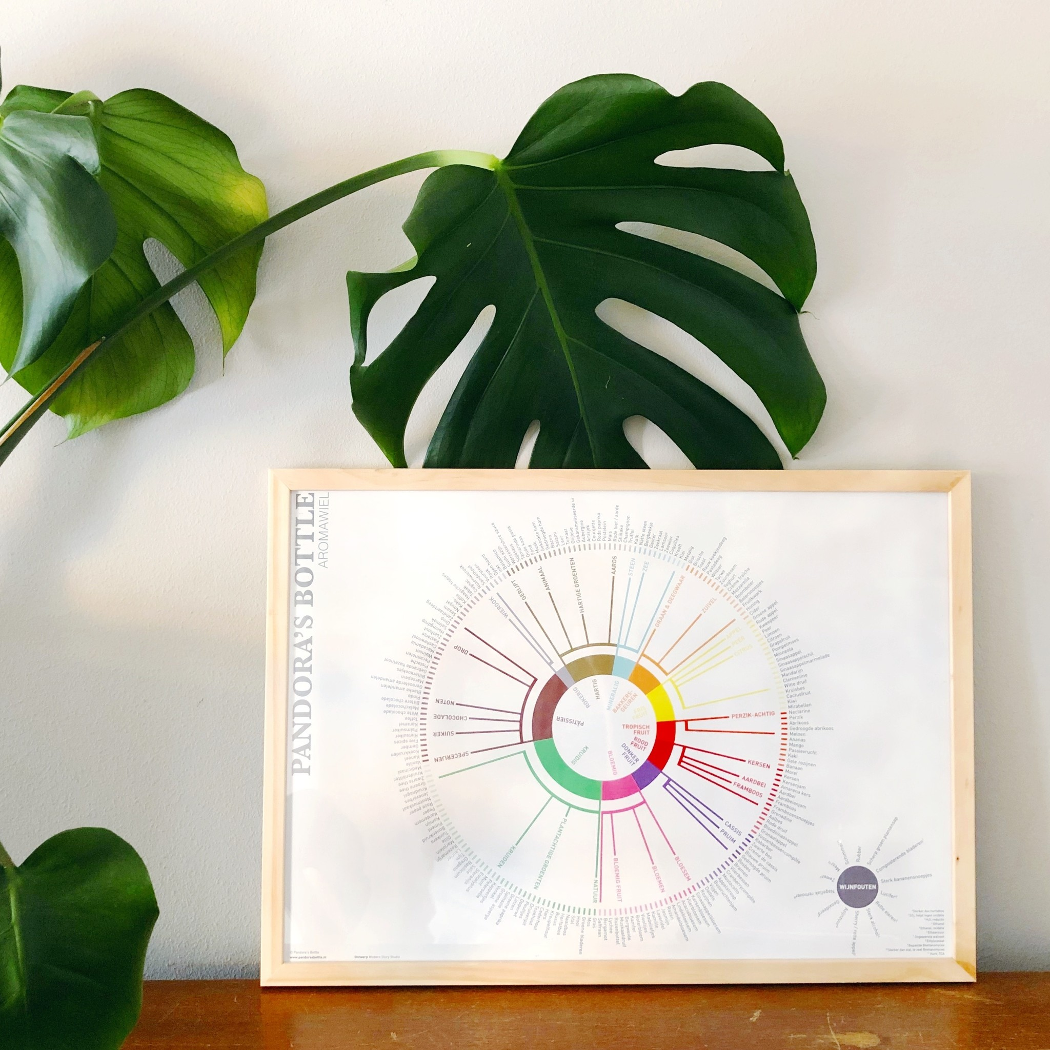Promotie Pandora's Onlineproefbox DONKER FRUIT