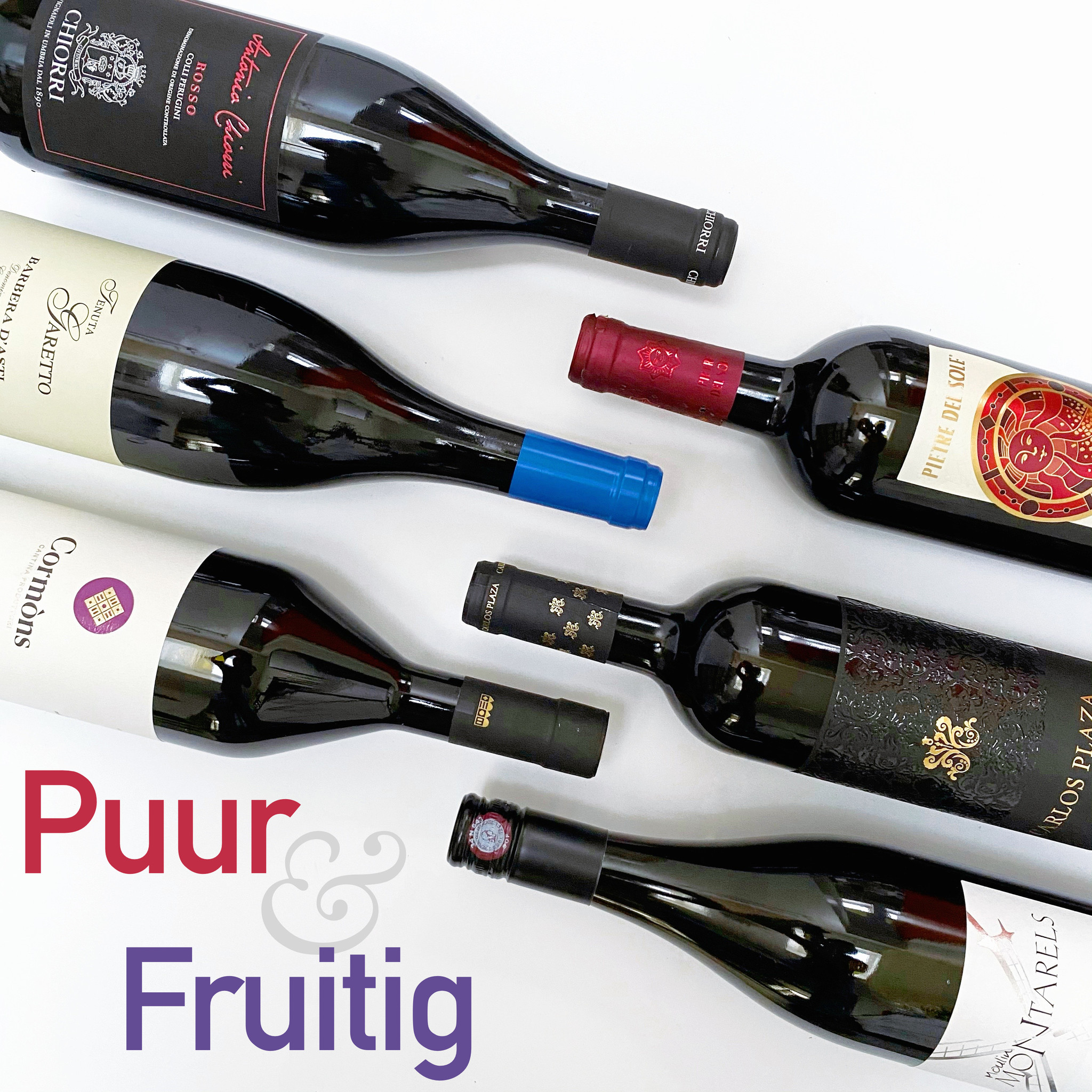 Puur & Fruitig Voordeelbox